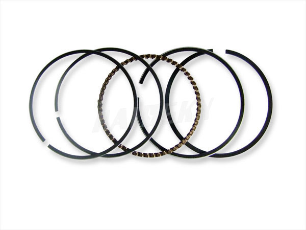 GY6125 Piston Ring Set