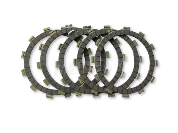 GS125 Clutch Friction