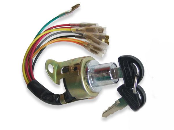B 120 Ignition switch