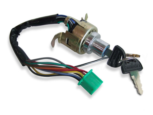 TS125 Ignition switch