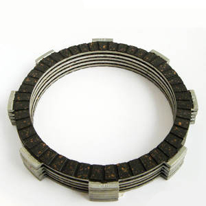 CBR125R Friction Material Clutch Disc Plate