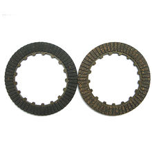 FT110 Clutch Friction Plate Motorcycle Clutch Disc
