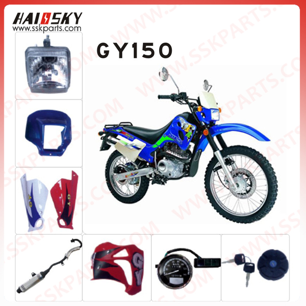 GY150 Motorcycle parts
