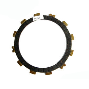 KX125 motorcycle clutch plate