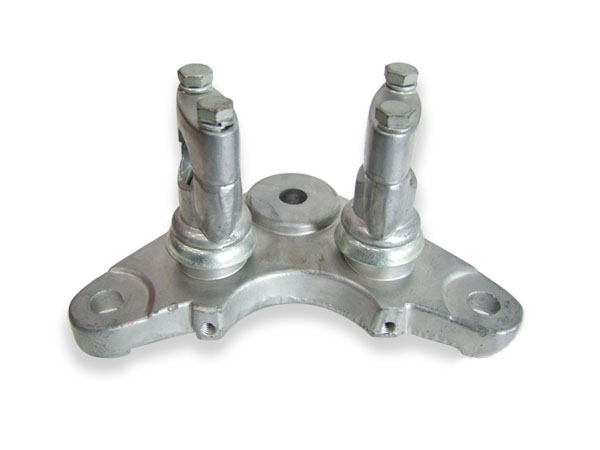 Steering stem head assy