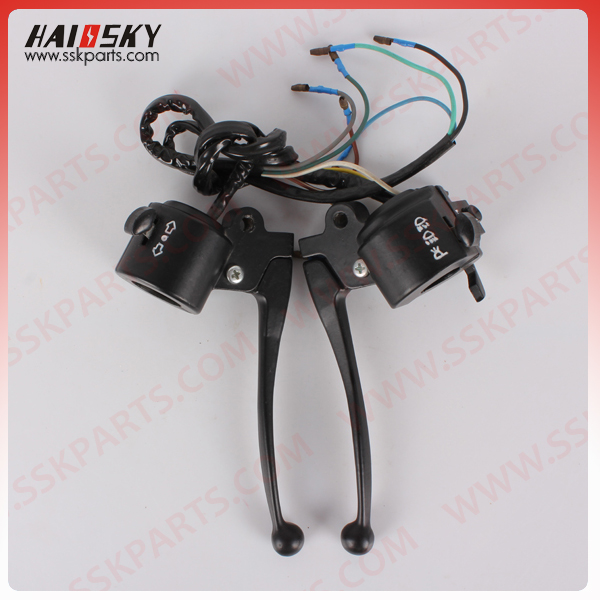 AX100 brake & clutch switch assy