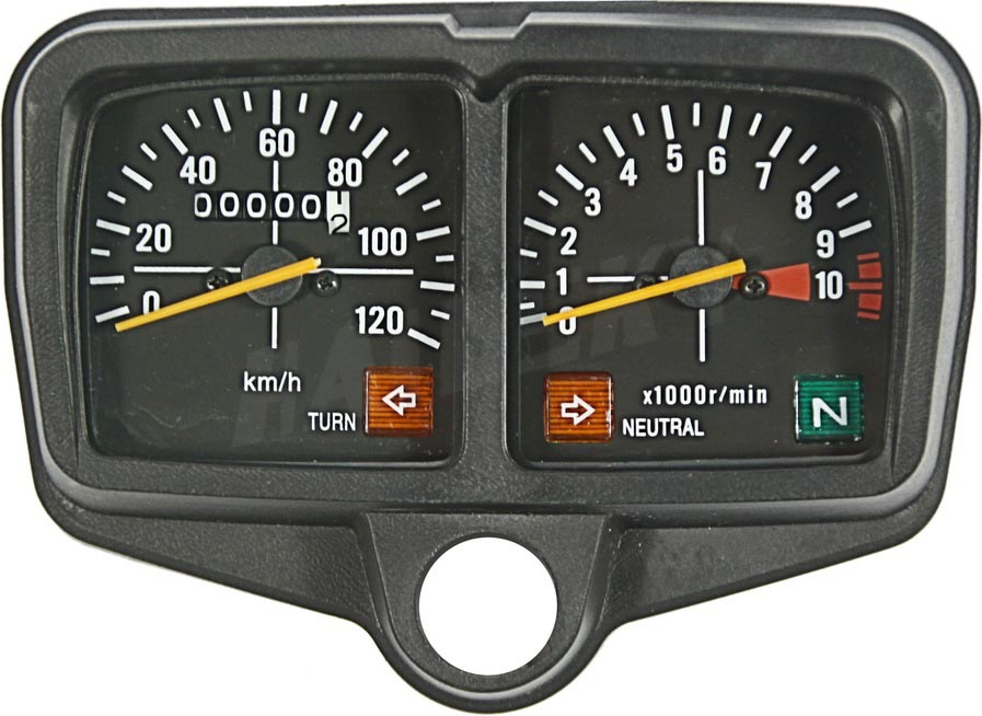 CG125 Motorcycle speedometer