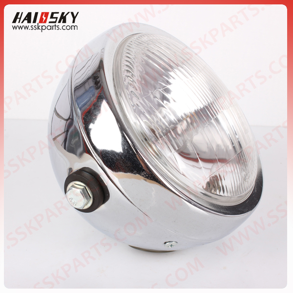 GN125 Head light