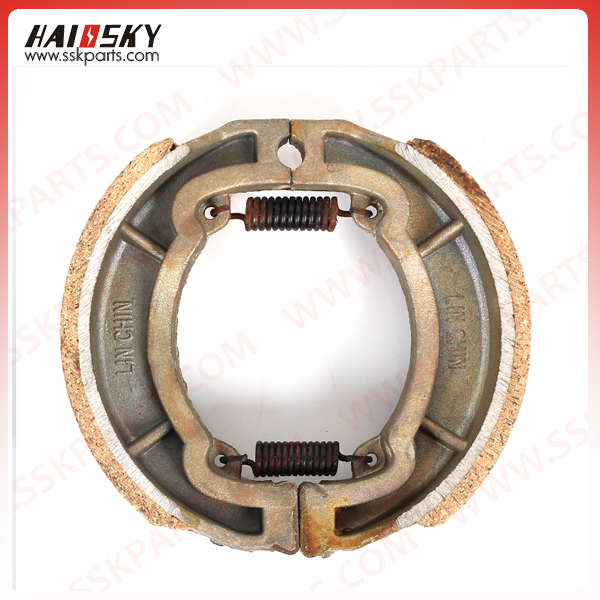 GXT125 Motorcycle brake shoe
