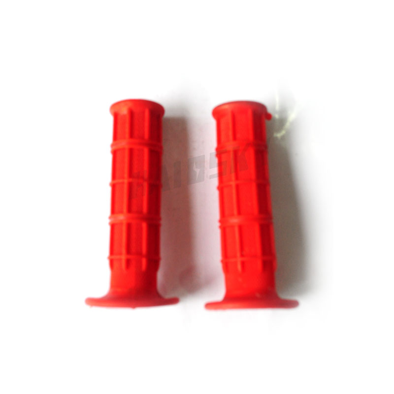 Grip rubber with color