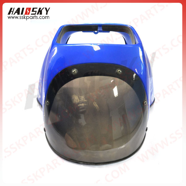 WY125 Headlight Cover