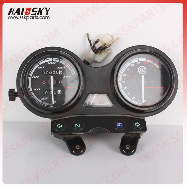 YBR125 motorcycle speedometer