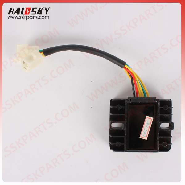 tricycle part rectifier